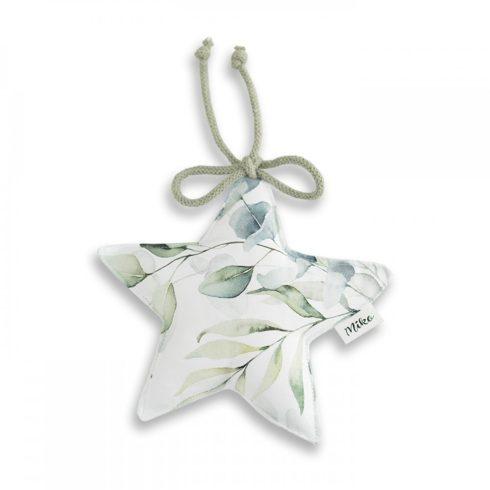Leveles csillag dekoráció