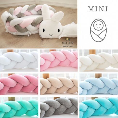 Tervezz egyedi fonott babafészket mini 0-8 hónapos korig