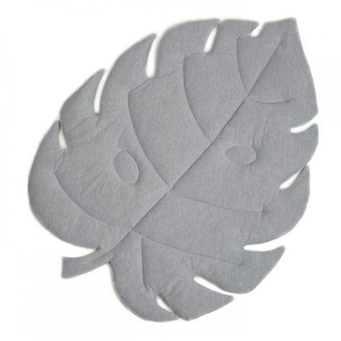 Játszószőnyeg pálma levél szürke